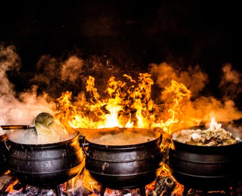 brændt mad